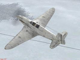 Yak-7B winter camo